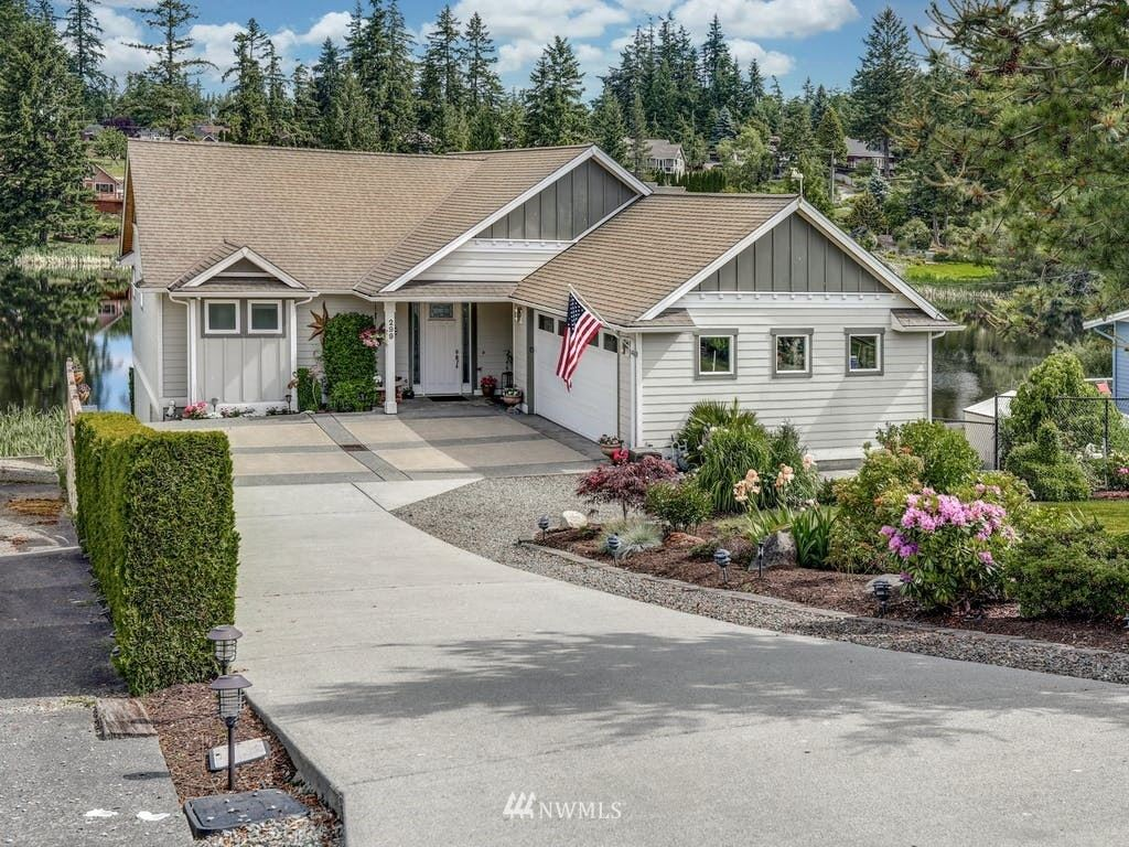 Photo of 299 Lochwood Drive, Camano Island, WA 98282 (MLS # 1791662)