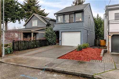 Photo of 3706 20th Avenue SW, Seattle, WA 98106 (MLS # 1710664)