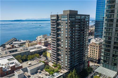 Photo of 1415 2nd Avenue #1405, Seattle, WA 98101 (MLS # 1814665)