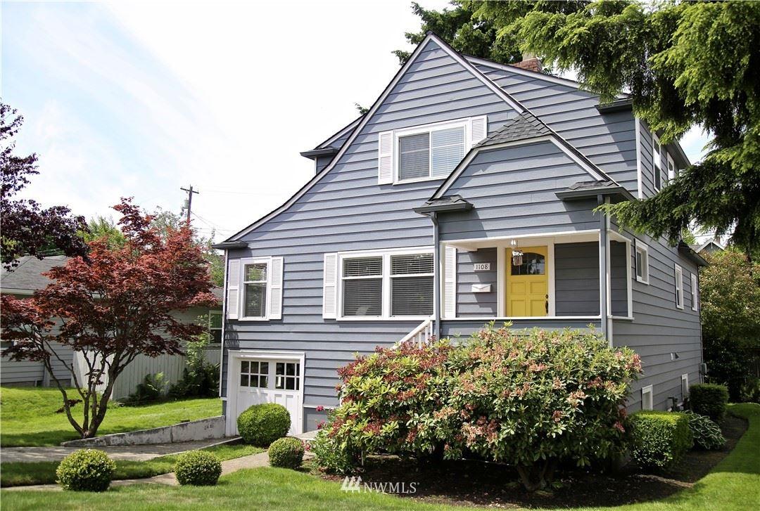 Photo of 1108 Rockefeller Avenue, Everett, WA 98201 (MLS # 1792666)