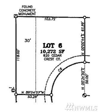 Photo of 820 Cedar Crest Ct, Everson, WA 98247 (MLS # 1545667)