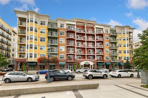 Photo of 16141 Cleveland Street #514, Redmond, WA 98052 (MLS # 1839668)