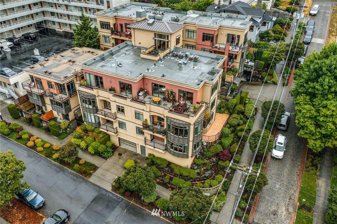 Photo of 907 Warren Avenue N #101, Seattle, WA 98109 (MLS # 1790669)
