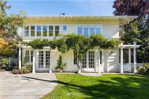 Photo of 117 Madrona Place E, Seattle, WA 98112 (MLS # 1852670)