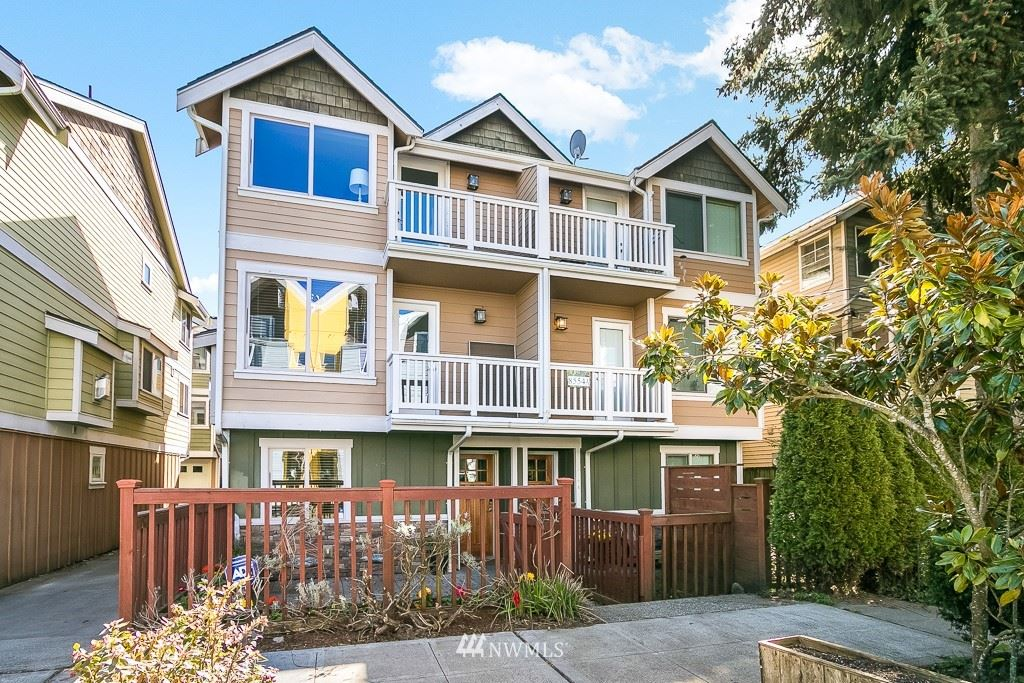 Photo of 8554 Mary Avenue NW #B, Seattle, WA 98117 (MLS # 1755670)