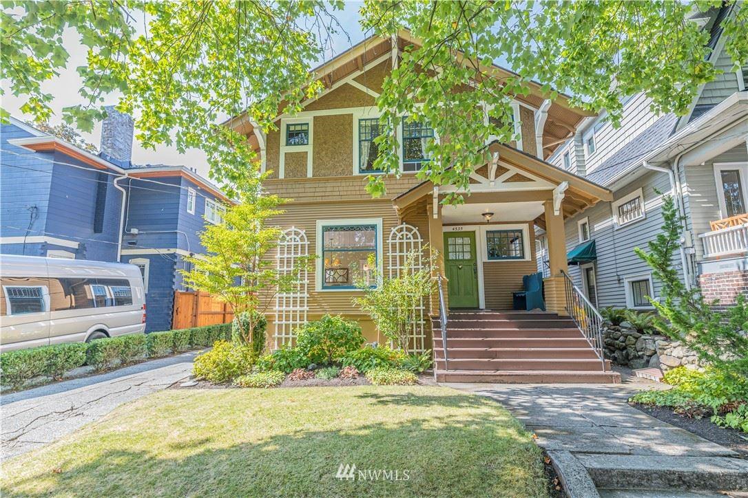 4535 4th Avenue NE, Seattle, WA 98105 - #: 1836671