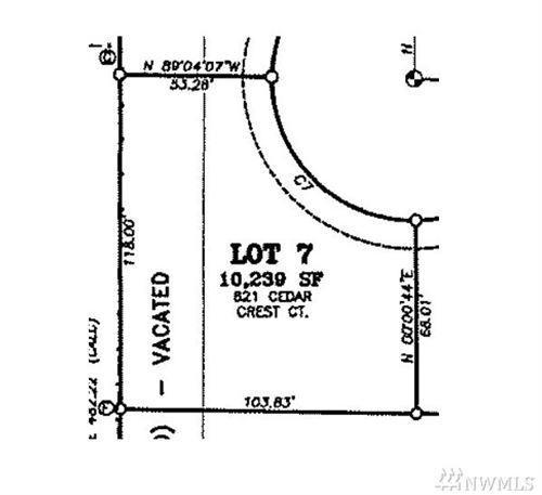 Photo of 821 Cedar Crest Ct, Everson, WA 98247 (MLS # 1545672)