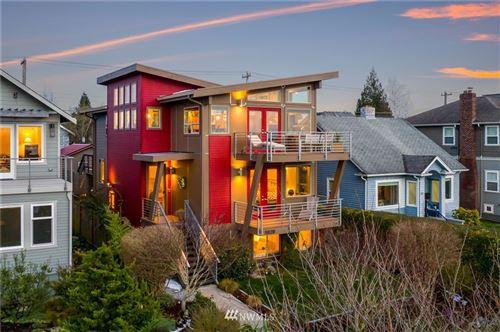 Photo of 5020 37th Avenue SW, Seattle, WA 98126 (MLS # 1731673)
