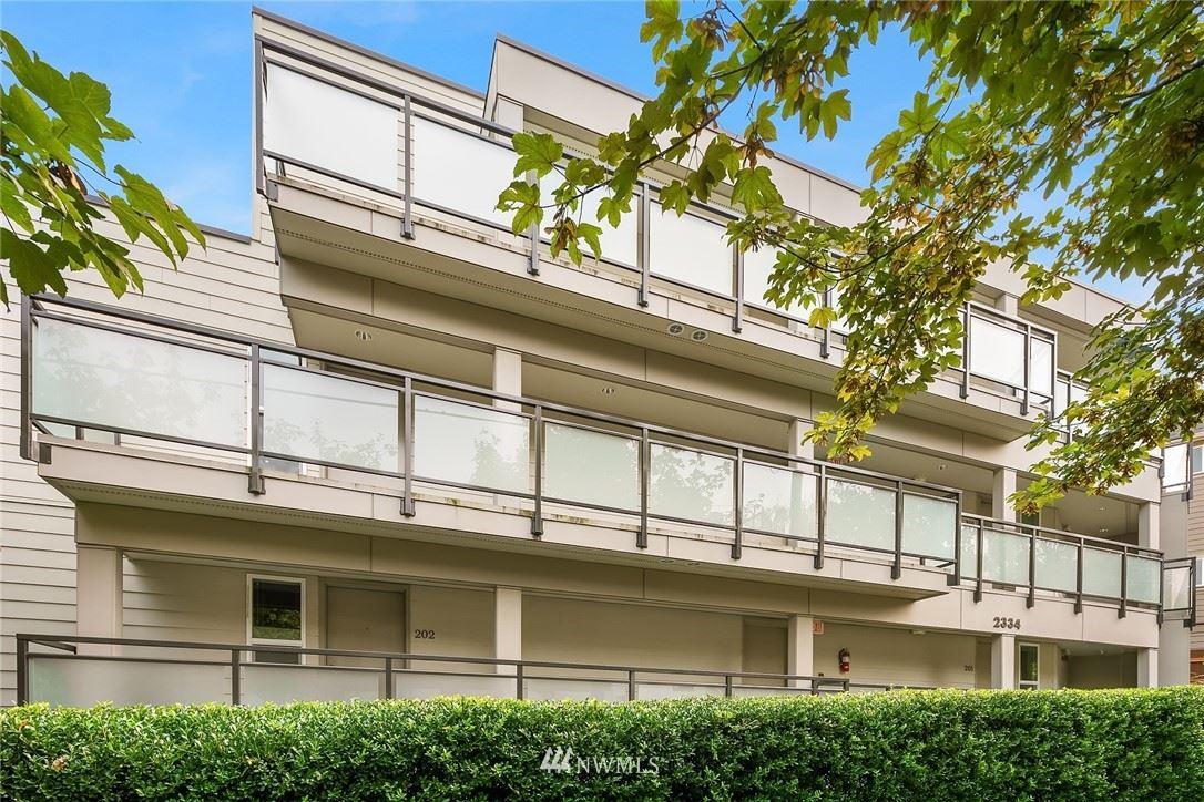 Photo of 2334 Thorndyke Avenue W #201, Seattle, WA 98199 (MLS # 1664673)