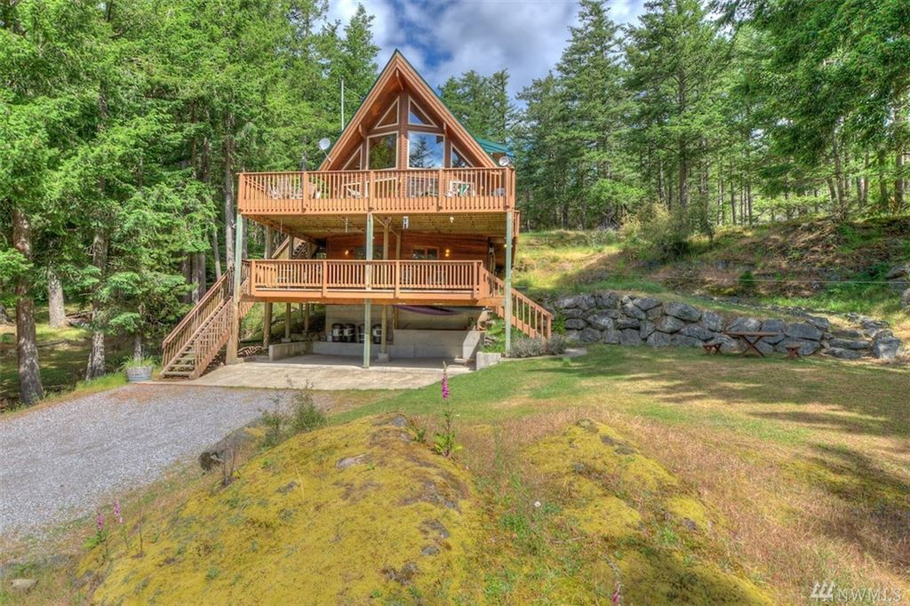 Photo for 686 Rosario Rd, Orcas Island, WA 98245 (MLS # 1470674)