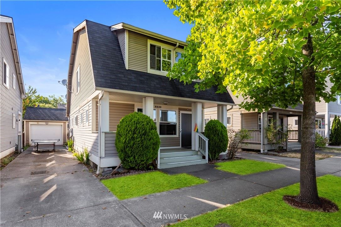 Photo of 6533 31st Avenue S, Seattle, WA 98108 (MLS # 1659674)