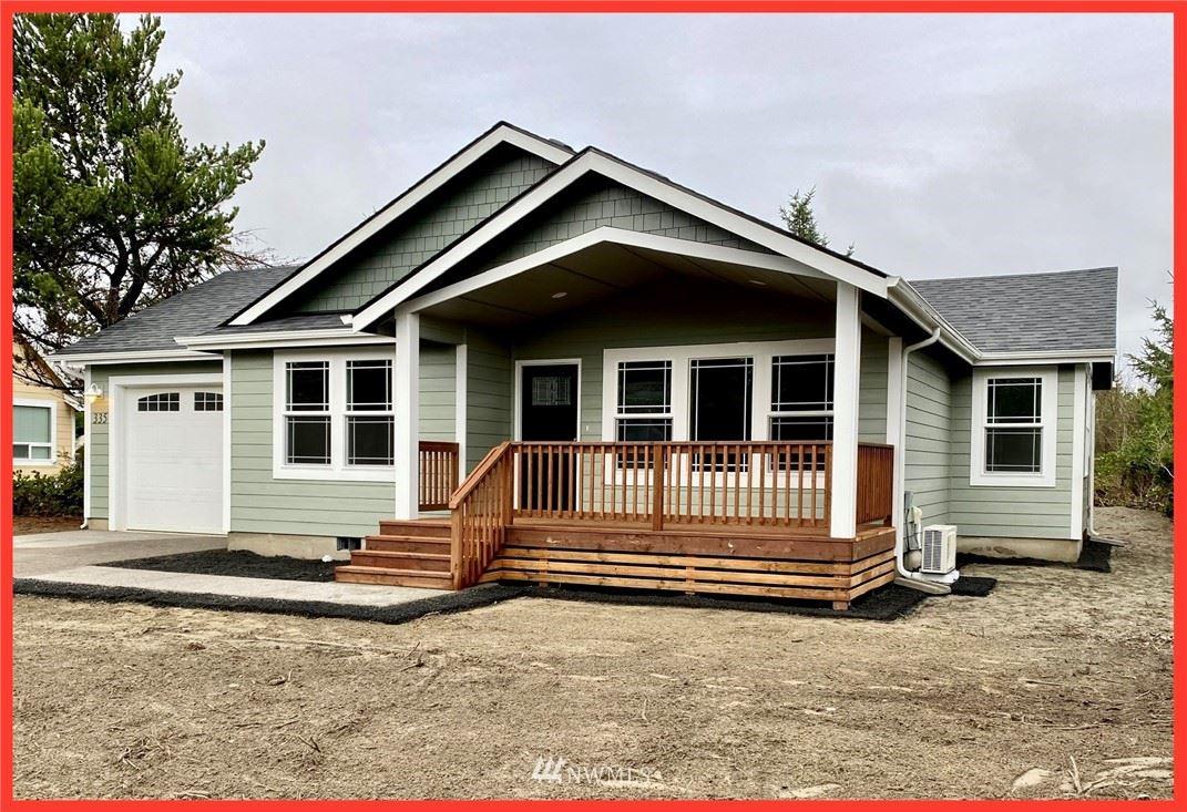 335 N Wynoochee Drive SW, Ocean Shores, WA 98569 - MLS#: 1811676