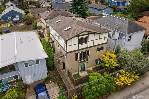 Photo of 1143 N 85th St #A, Seattle, WA 98103 (MLS # 1623677)