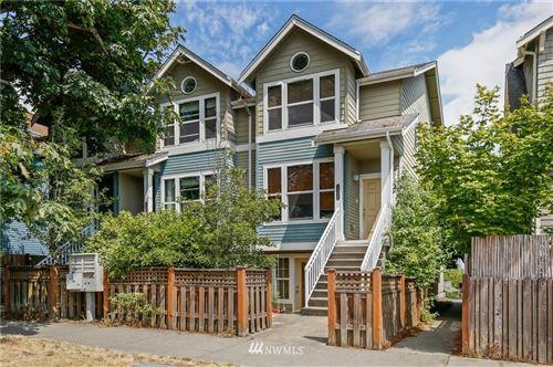 Photo of 1420 18th Avenue #B, Seattle, WA 98122 (MLS # 1802677)