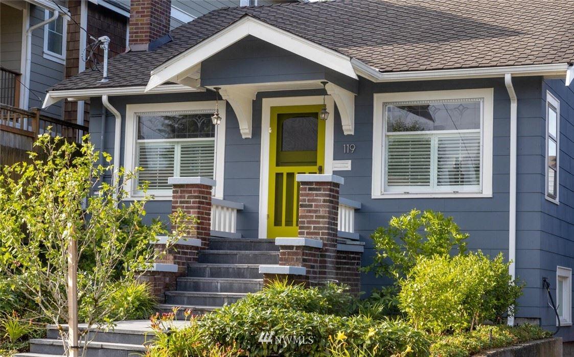 119 NW 78th Street, Seattle, WA 98117 - #: 1810679