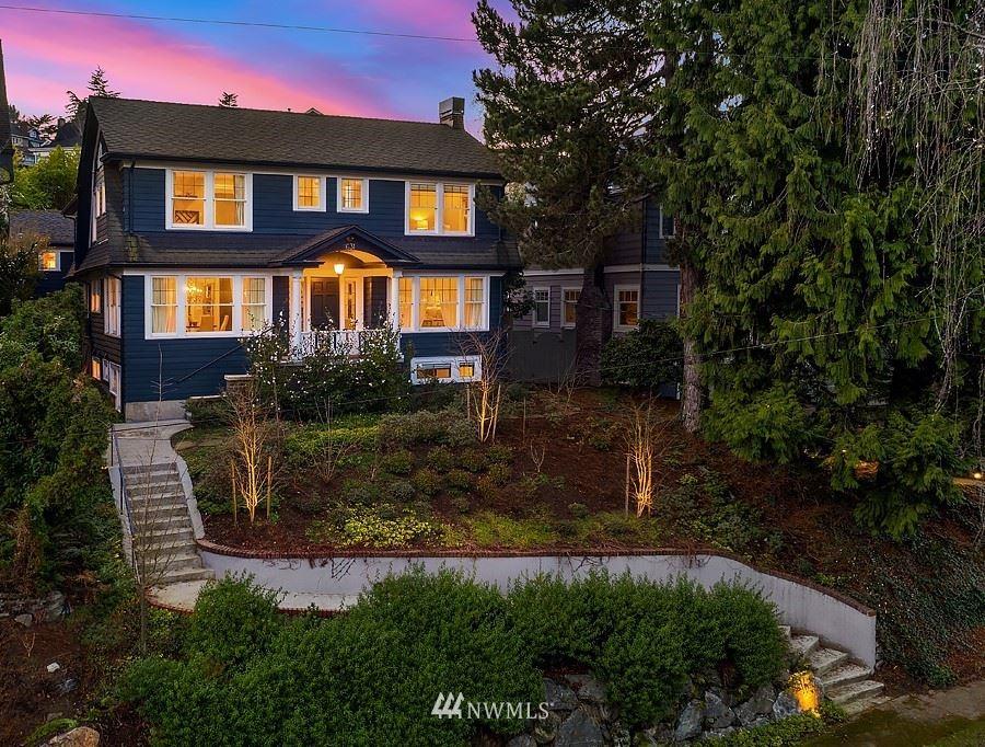 Photo of 1631 Interlaken Place E, Seattle, WA 98112 (MLS # 1719680)
