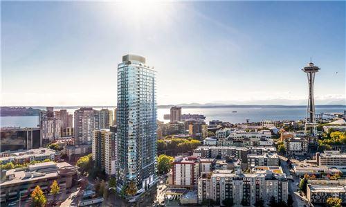 Photo of 600 Wall St #1405, Seattle, WA 98121 (MLS # 1390681)