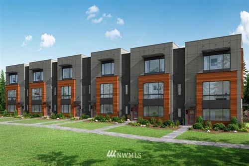 Photo of 1231 131st Court NE #11, Bellevue, WA 98005 (MLS # 1791682)