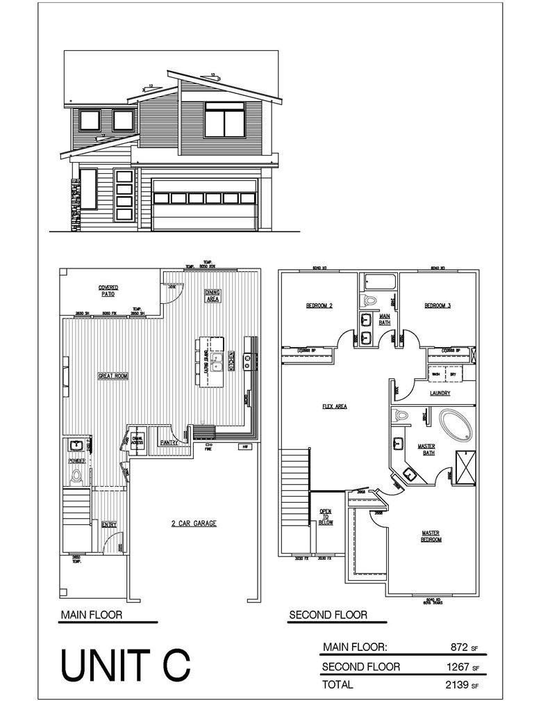 10541 11th Street E #12, Edgewood, WA 98372 - MLS#: 1826682