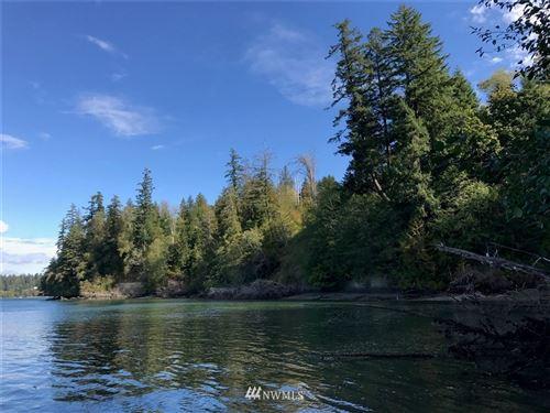 Photo of 0 E Passage View Rd, Shelton, WA 98584 (MLS # 1440683)