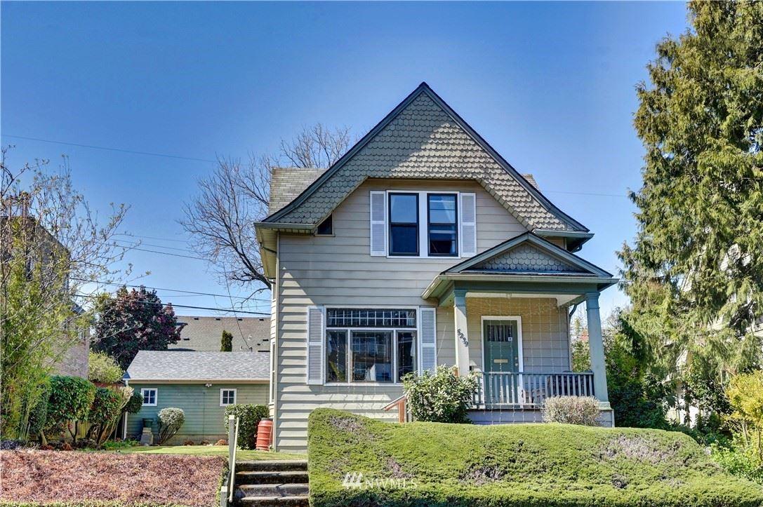 Photo of 5239 Brooklyn Avenue NE, Seattle, WA 98105 (MLS # 1776685)