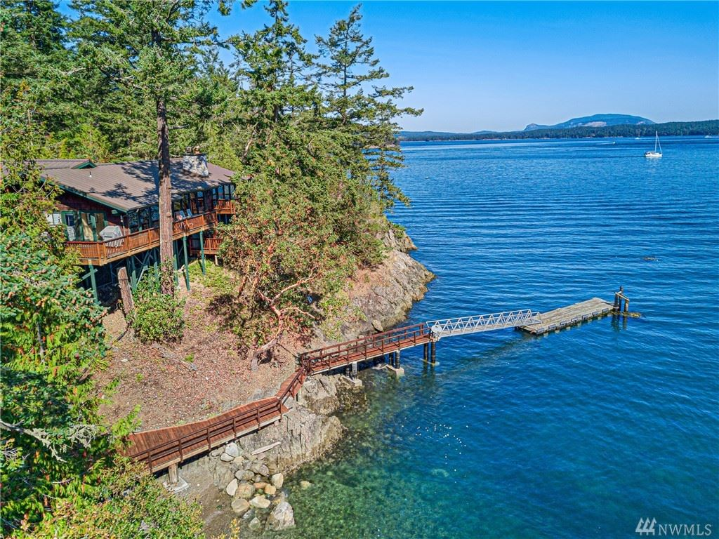 30 Brown Island, Friday Harbor, WA 98250 - #: 1516686