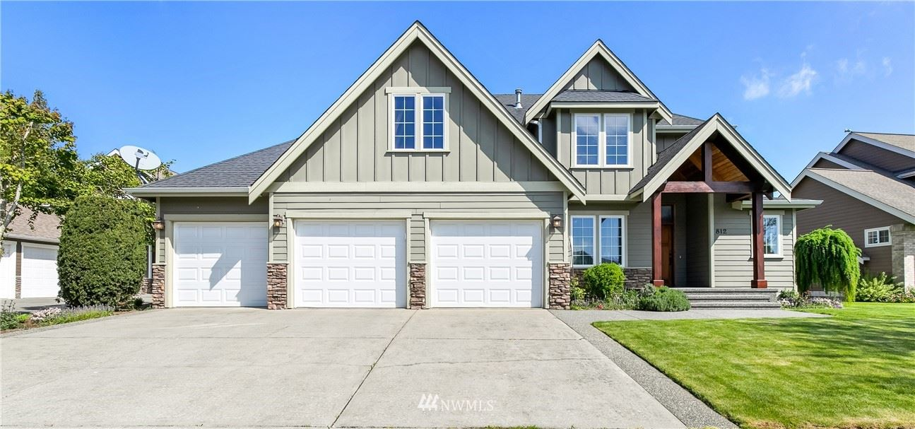 812 Sunrise Drive, Lynden, WA 98264 - MLS#: 1850688