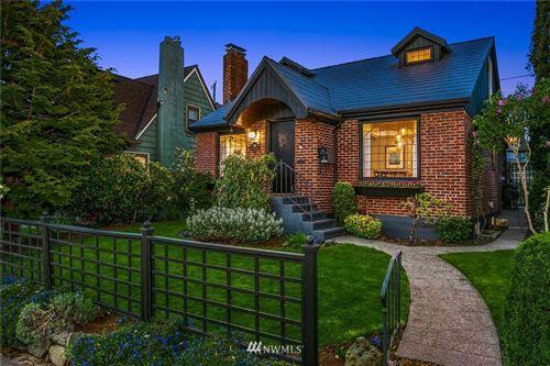 Photo of 2562 10th Avenue W, Seattle, WA 98119 (MLS # 1757691)