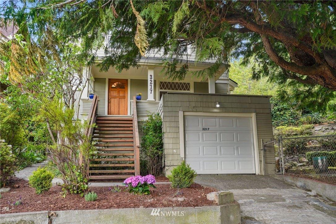 Photo of 3217 30th Avenue SW, Seattle, WA 98126 (MLS # 1763693)