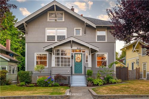 Photo of 516 N Cushman Avenue, Tacoma, WA 98403 (MLS # 1814694)