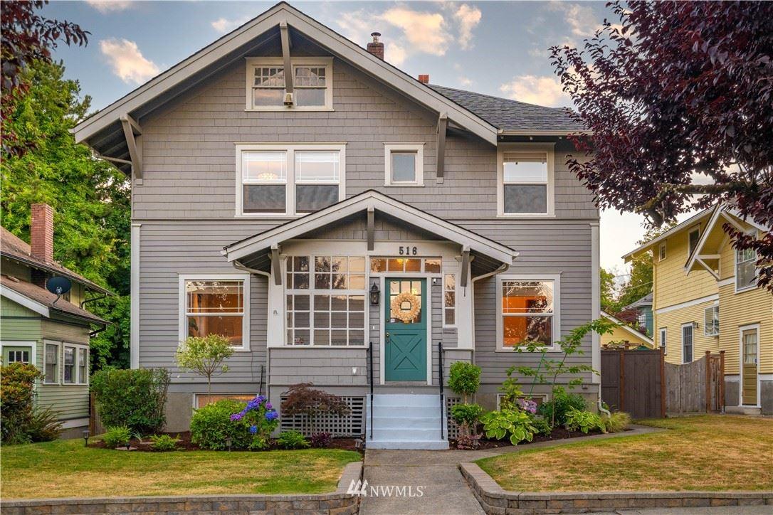 516 N Cushman Avenue, Tacoma, WA 98403 - #: 1814694