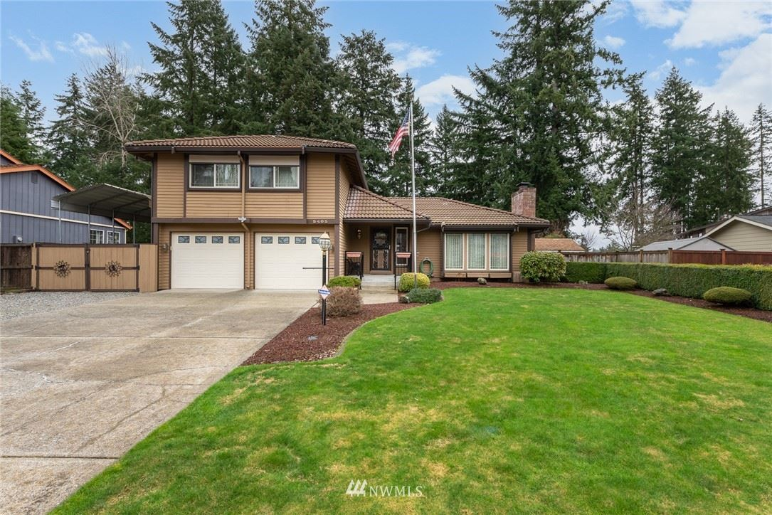 Photo for 5405 64th Ave W, University Place, WA 98467 (MLS # 1720700)