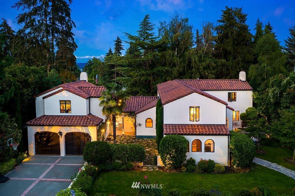 Photo of 1642 Shenandoah Drive E, Seattle, WA 98112 (MLS # 1729701)