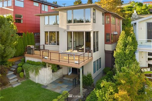 Photo of 159 Ward Street, Seattle, WA 98109 (MLS # 1657702)