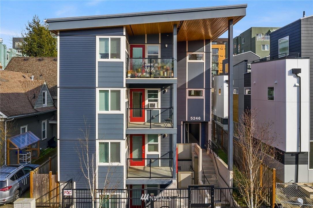 5246 Brooklyn Ave NE, Seattle, WA 98105 - #: 1736705