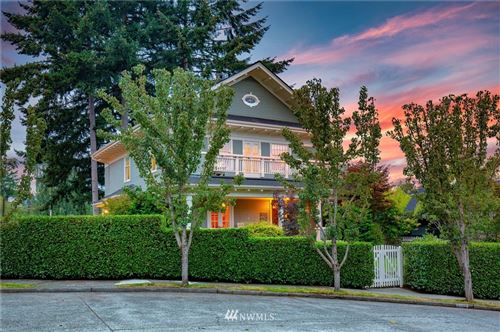 Photo of 2707 Nob Hill Avenue N, Seattle, WA 98109 (MLS # 1668711)