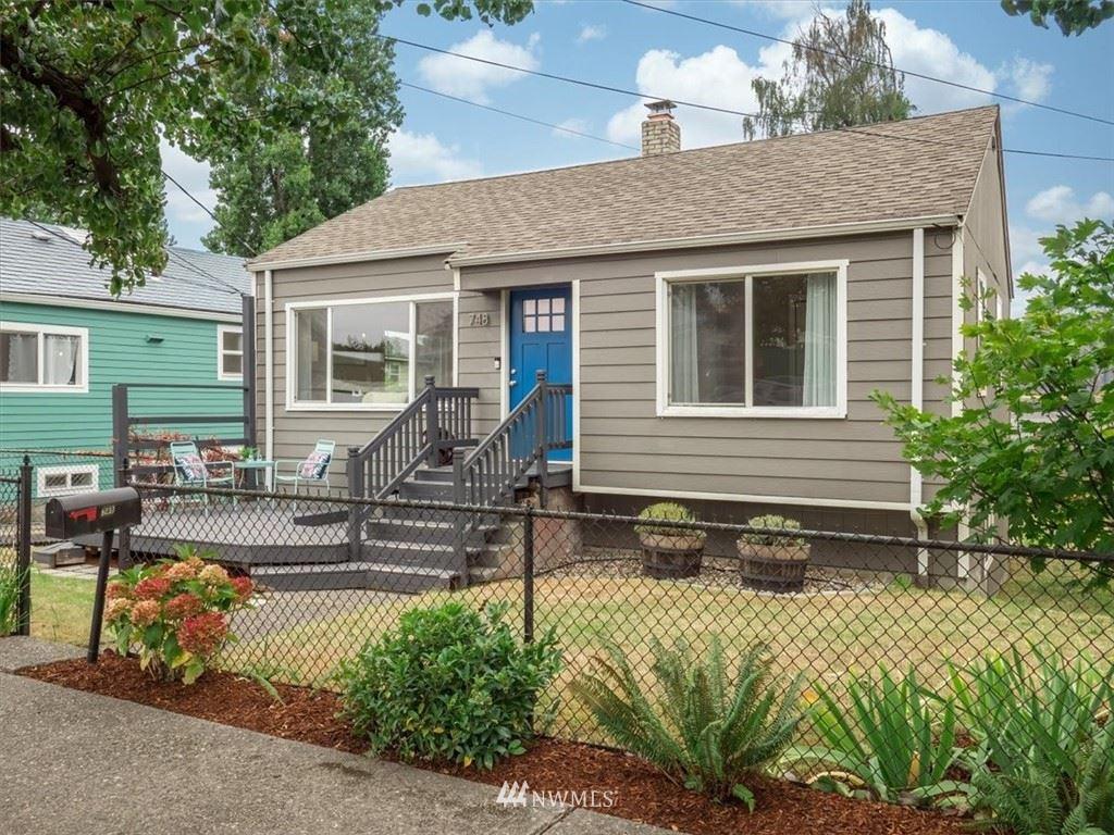 748 S Kenyon Street, Seattle, WA 98108 - MLS#: 1846711