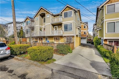 Photo of 8702 Mary Ave NW #A, Seattle, WA 98117 (MLS # 1584713)