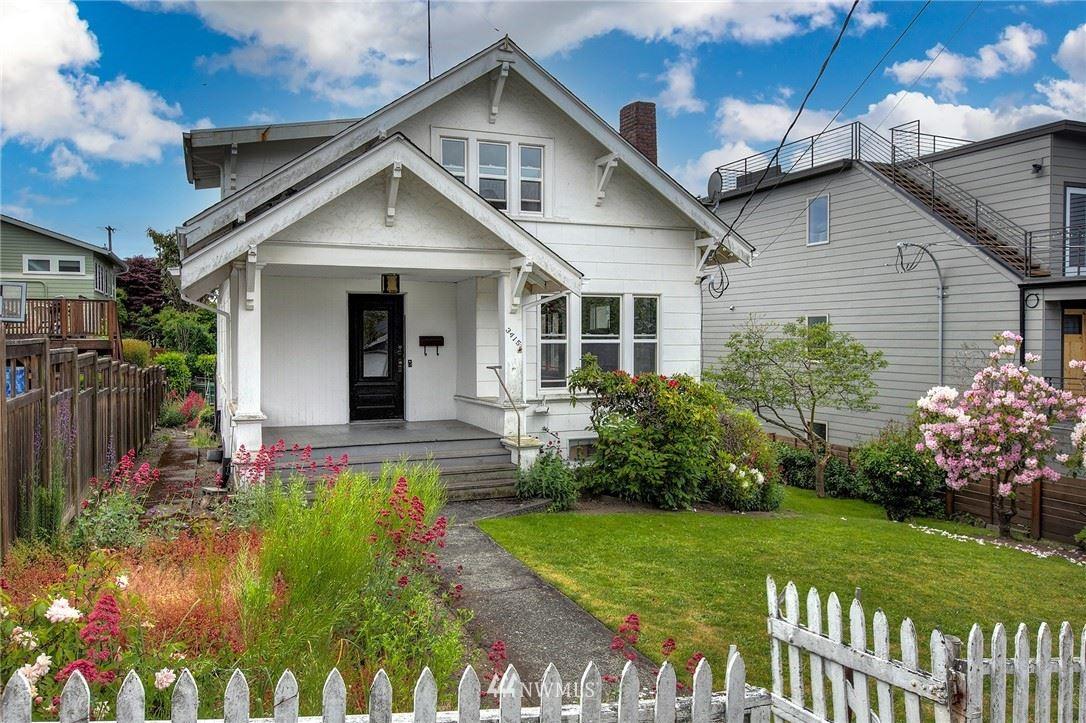 Photo of 3415 NW 66th Street, Seattle, WA 98117 (MLS # 1784713)