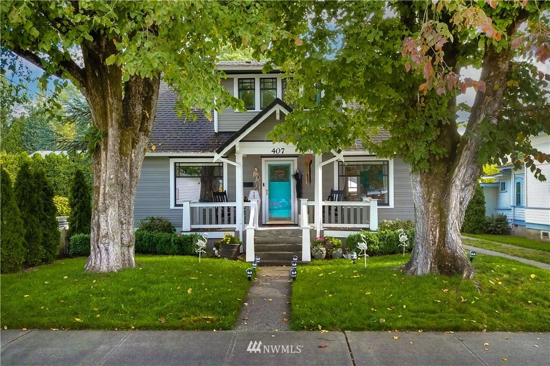 Photo of 407 5th Street NE, Puyallup, WA 98372 (MLS # 1854715)