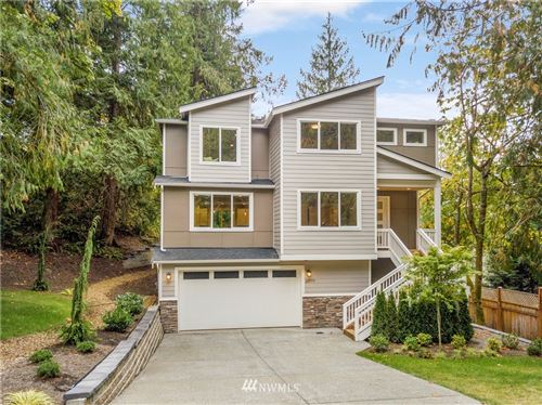Photo of 20777 NE 15th Street, Sammamish, WA 98074 (MLS # 1665716)