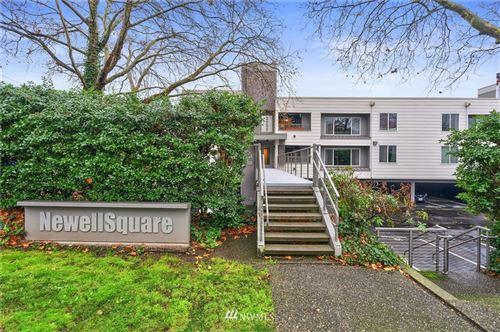 Photo of 3609 14th Avenue W #209, Seattle, WA 98119 (MLS # 1696717)
