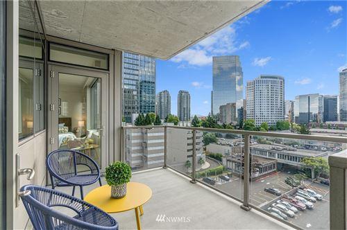 Photo of 10610 NE 9th Place #902, Bellevue, WA 98004 (MLS # 1645719)