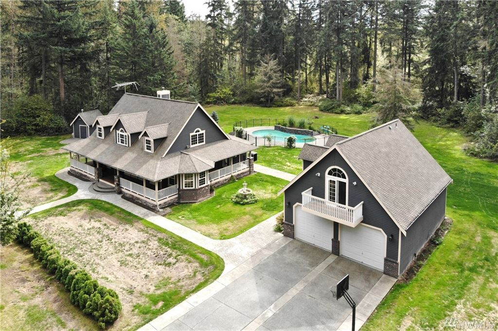 1610 340th St E, Roy, WA 98580 - #: 1524720