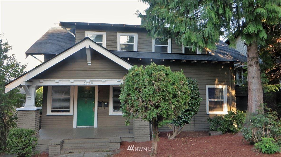 5220 20th Avenue NE, Seattle, WA 98105 - #: 1838723