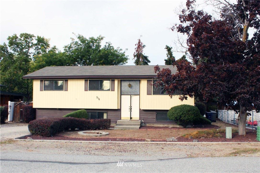 316 S James Avenue, East Wenatchee, WA 98802 - MLS#: 1848724