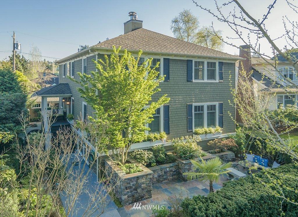 Photo of 2143 E Shelby Street, Seattle, WA 98112 (MLS # 1755726)