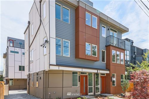 Photo of 6718 Mary Avenue NW #A, Seattle, WA 98117 (MLS # 1769727)