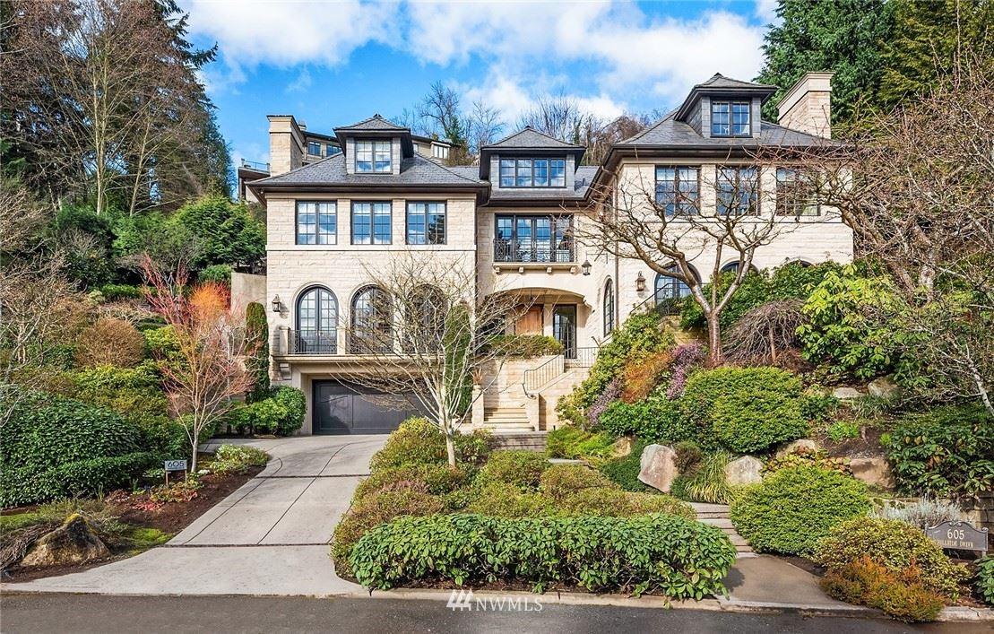 Photo of 605 Hillside Drive E, Seattle, WA 98112 (MLS # 1752731)