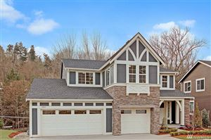 Photo of 9317 NE 173rd (Home Site 09) St, Bothell, WA 98011 (MLS # 1329734)